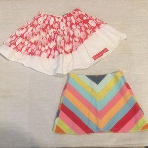2-3T Skirts (2pcs)